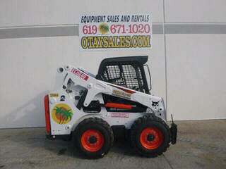 Skid Steers & Compact Track Loaders