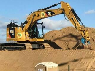 Excavators (19,000 LB or More)