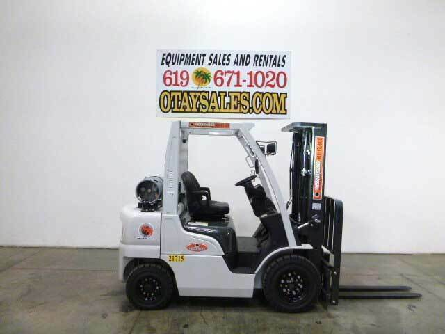 Industrial/Warehouse Forklifts