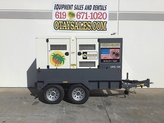 Generators (Towable/Portable)
