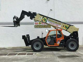 Telehandlers/Reach Forklifts