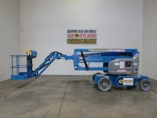 Articulating Boom Lift Rentals