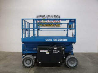 Rough Terrain Scissor Lifts