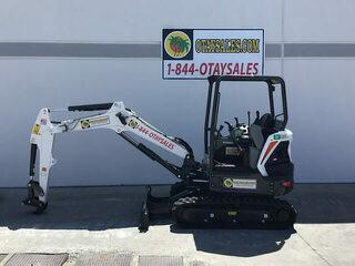 Mini Excavators (19,000 LB or Less)