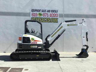 Mini Excavators (19,000 LB or Less)